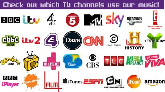 Placements TV Channels